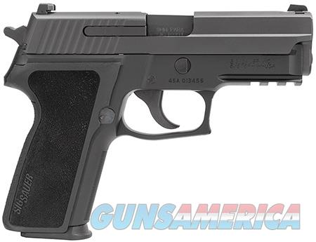 """Sig Sauer E29R9B P229 Compact  9mm Luger 3.90"""" 15+1 Black Stainless Steel Black Polymer Grip  Guns > Pistols > Sig - Sauer/Sigarms Pistols > P229"""