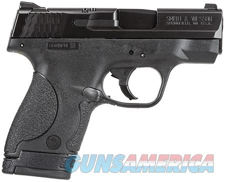 "Smith & Wesson 187021 M&P 9 Shield *CA Compliant 9mm Luger 3.10"" 7+1/8+1 Black Stainless Steel Black  Guns > Pistols > Smith & Wesson Pistols - Autos > Shield"