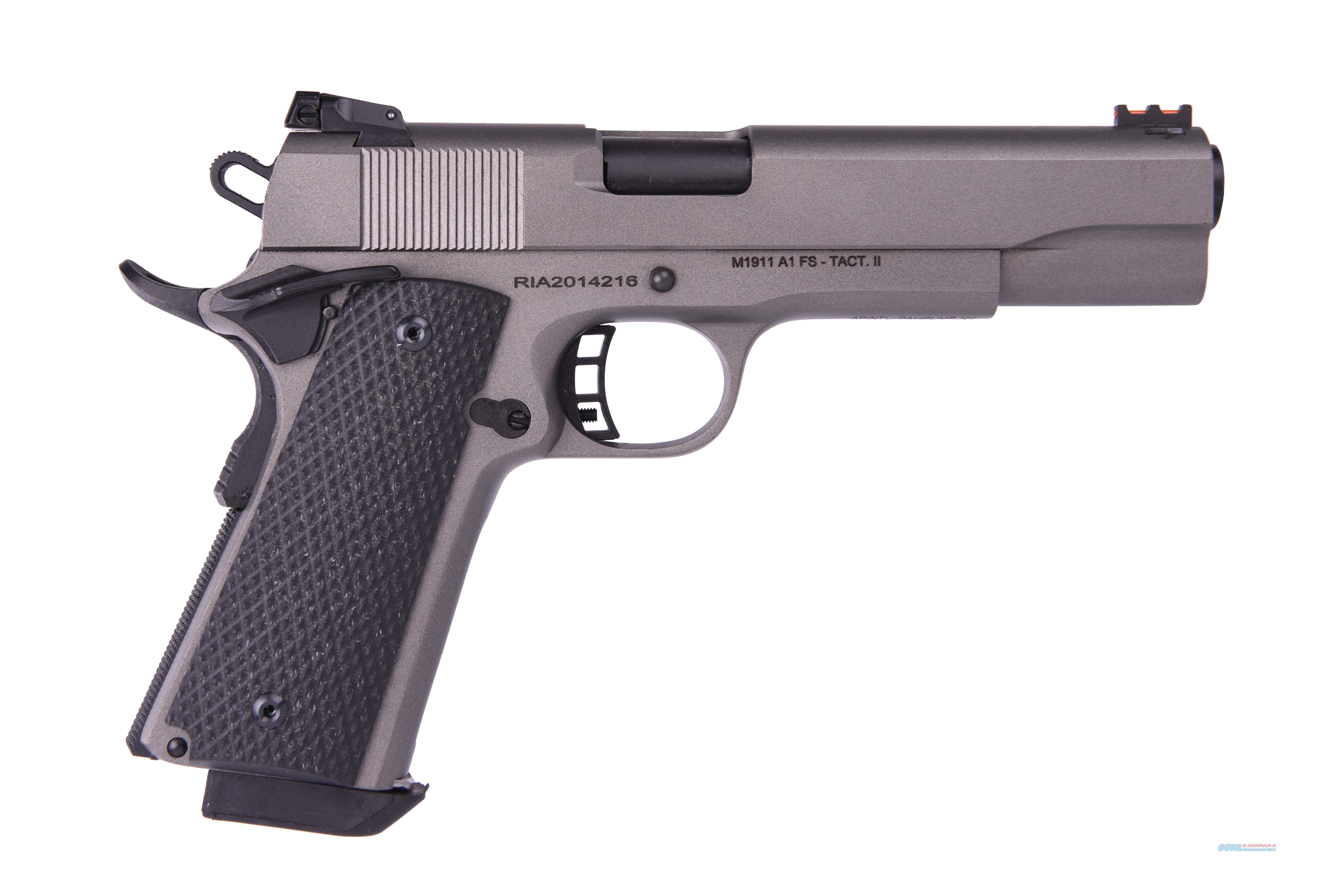 Rock Island Armory ROCK ULTRA FS 10MM GREY/BLK 5   Guns > Pistols > Rock River Arms Pistols