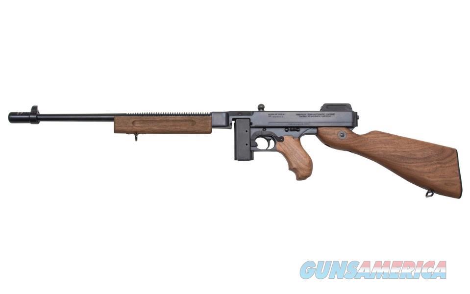 "Thompson T110SH 1927-A1 Deluxe Semi-Automatic 45 Automatic Colt Pistol (ACP) 18"" 10+1 Stick American  Guns > Rifles > K Misc Rifles"