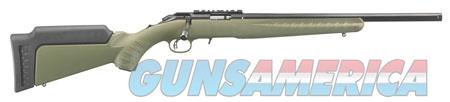 "Ruger 8336 American Rimfire  Bolt 17 HMR 18"" 9+1 Fixed Stock Blued  Guns > Rifles > Ruger Rifles > American Rifle"