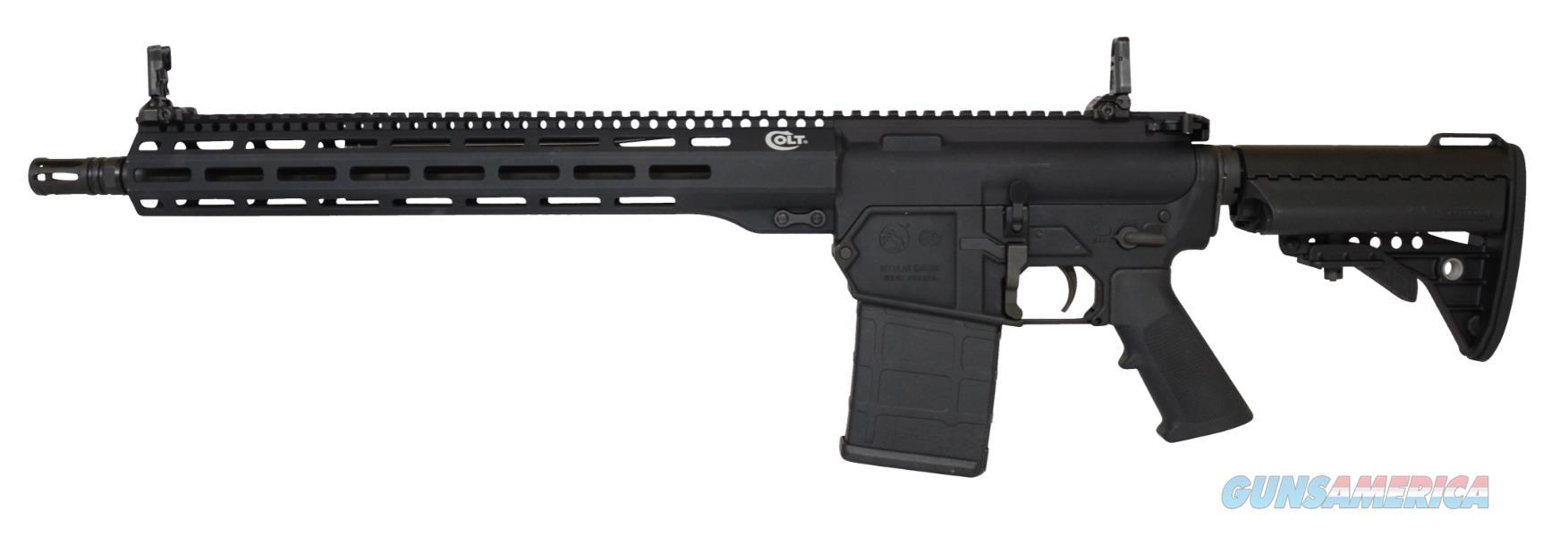 """Colt Mfg CM762-16S CM762   Semi-Automatic 308 Winchester/7.62 NATO 16.1"""" Black  Guns > Rifles > C Misc Rifles"""