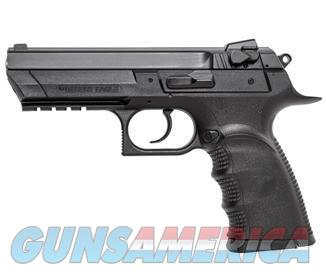 Magnum Research BE III FULL 9MM BLK POLY 16+1 FULL SIZE | TACTICAL RAIL  Guns > Pistols > MN Misc Pistols