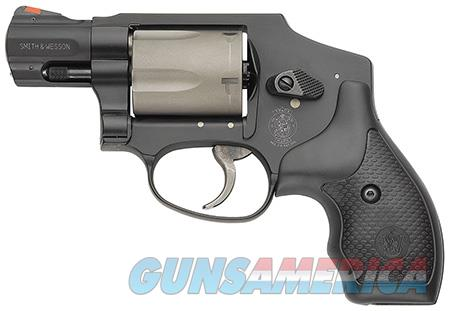 """Smith & Wesson 103061 340 Personal Defense Double 357 Magnum 1.875"""" 5 rd Black Synthetic Grip Black  Guns > Pistols > Smith & Wesson Revolvers > Pocket Pistols"""