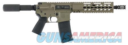 """Diamondback DB15P300FDE1 DB15 AR Pistol  300 BO 10.50"""" 30+1 Black Hardcoat Anodized Flat Dark Earth  Guns > Rifles > Diamondback Rifles"""