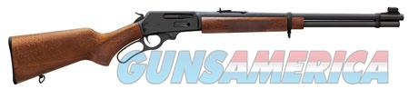 "Marlin 70520 336 Lever 30-30 Win 20"" 6+1 Walnut Stk Blued  Guns > Rifles > Marlin Rifles > Modern > Lever Action"