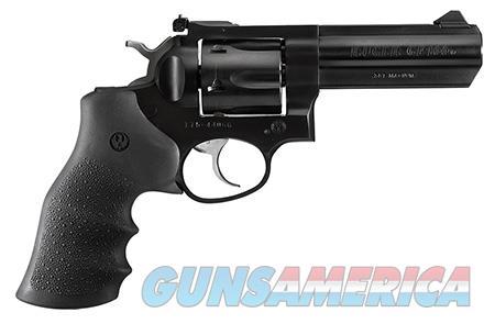 "Ruger 1702 GP100 Standard 357 Mag 4.2"" 6 Round Black Hogue Monogrip  Blued  Guns > Pistols > Ruger Double Action Revolver > GP100"