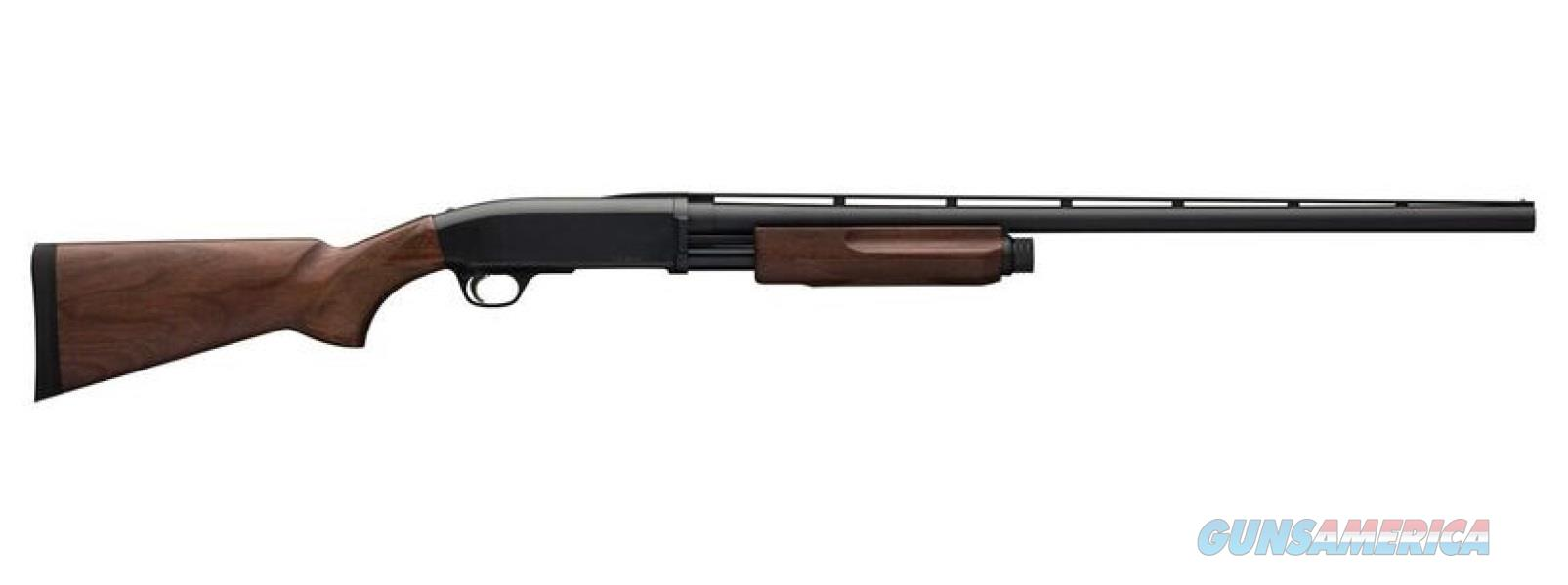 "Browning 012284604 BPS Field Pump 20 Gauge 28"" 3"" Black Walnut Stk Satin Blued Steel  Guns > Shotguns > B Misc Shotguns"