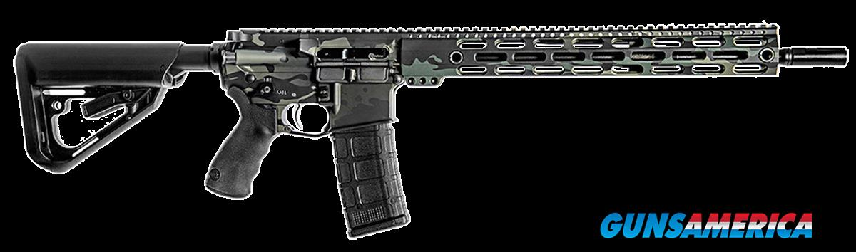 "BCI 510-0001MCB SQS15 Professional Series Semi-Automatic 300 AAC Blackout/Whisper (7.62x35mm) 16""  Guns > Rifles > AR-15 Rifles - Small Manufacturers > Complete Rifle"
