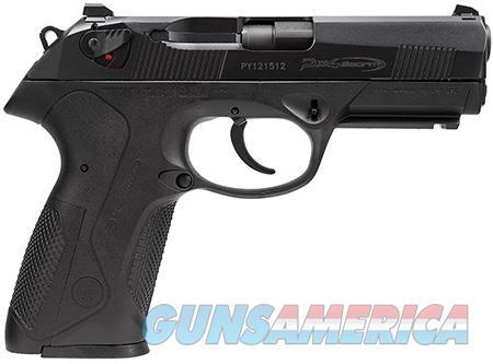 "Beretta USA JXF4F20 Px4 Storm Full Size  40 S&W Single/Double 4"" 10+1 Black Interchangeable  Guns > Pistols > Beretta Pistols > Polymer Frame"
