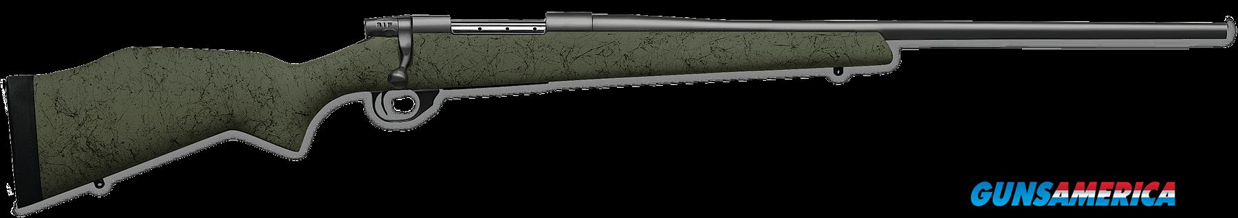 "Weatherby VMT270NR4O Vanguard Series 2 Range Certified Bolt 270 Winchester 24"" 5+1 Synthetic Green  Guns > Rifles > W Misc Rifles"