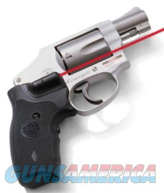 Smith and Wesson 642 38SPC 1-7/8 CRIMSON TRACE 163811 CENTENNIAL | LASERGRIP  Guns > Pistols > S Misc Pistols