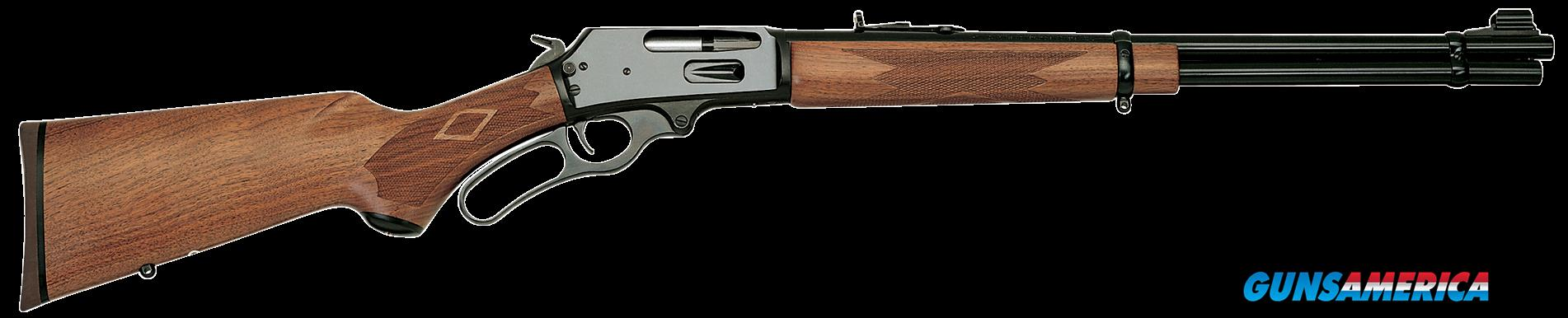 "Marlin 70504 336 Lever 30-30 Win 20"" 6+1 Black Walnut Stk Blued  Guns > Rifles > MN Misc Rifles"