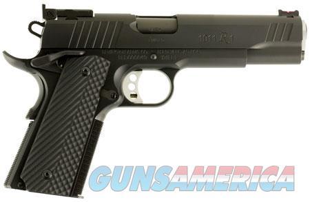 "Remington Firearms 96718 1911 R1 Single 9mm Luger 5"" 9+1 Black G10 Grip Black Stainless Steel  Guns > Pistols > R Misc Pistols"