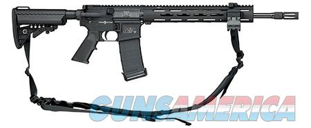 "Smith & Wesson 811025 M&P15 Carbine VTAC II Semi-Automatic 223 Rem/5.56 NATO 16"" 30+1 Black  Guns > Rifles > Smith & Wesson Rifles > M&P"
