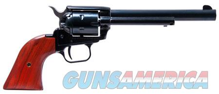 "Heritage Mfg RR22B6 Rough Rider Small Bore 22 LR 6.5"" 6 Round Cocobolo Grip Blued  Guns > Pistols > Heritage"