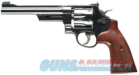 """Smith & Wesson 150341 27 Classic Single/Double 357 Magnum 6.5"""" 6 rd Walnut Grip Blued  Guns > Pistols > Smith & Wesson Revolvers > Full Frame Revolver"""