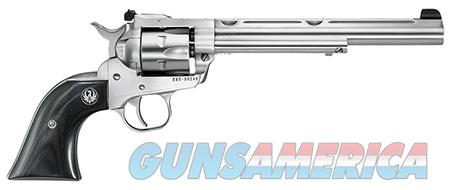 """Ruger 0662 Single-Six Hunter  22 LR 7.5"""" 6 Round Black Laminate Wood Grip Stainless Steel  Guns > Pistols > Ruger Single Action Revolvers > Single Six Type"""