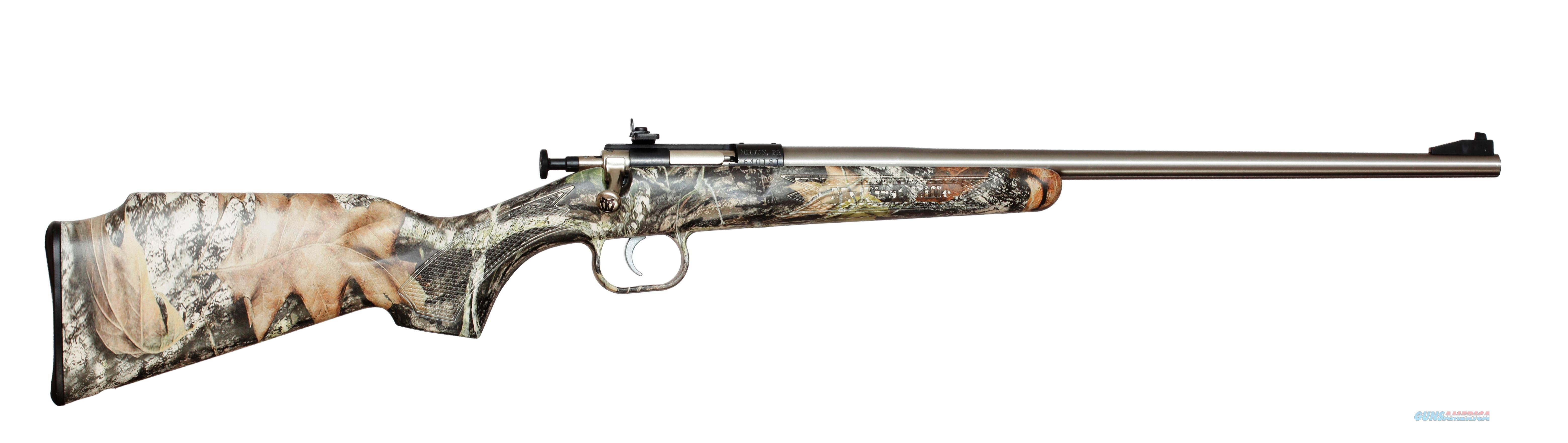 Keystone Sporting Arms CRICKETT 22LR SS/BREAK-UP CAMO MOSSY OAK BREAK-UP CAMO  Guns > Rifles > C Misc Rifles
