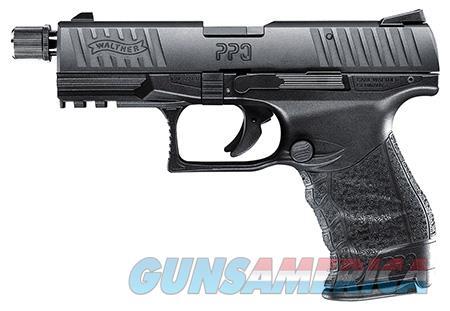 "Walther Arms 5100304 PPQ  22 Long Rifle (LR) Single 4.60"" 10+1 Black Polymer Grip Black Aluminum  Guns > Pistols > W Misc Pistols"