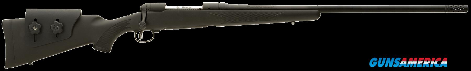 "Savage 18899 11/111 Long Range Hunter Bolt 300 Win Mag 26"" 3+1 Accustock Black Stk Black  Guns > Rifles > S Misc Rifles"