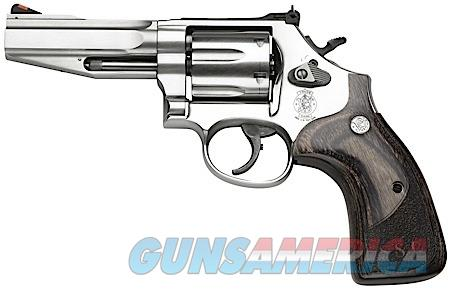 "Smith & Wesson 178012 686 Pro SSR Single/Double 357 Magnum 4"" 6 Wood Stainless  Guns > Pistols > Smith & Wesson Revolvers > Full Frame Revolver"