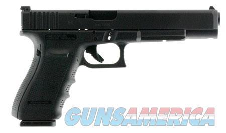 "Glock PG4030101MOS G40 Gen 4 MOS 10mm Auto Double 6.02"" 10+1 Black Interchangeable Backstrap Grip  Guns > Rifles > Crickett-Keystone Rifles"