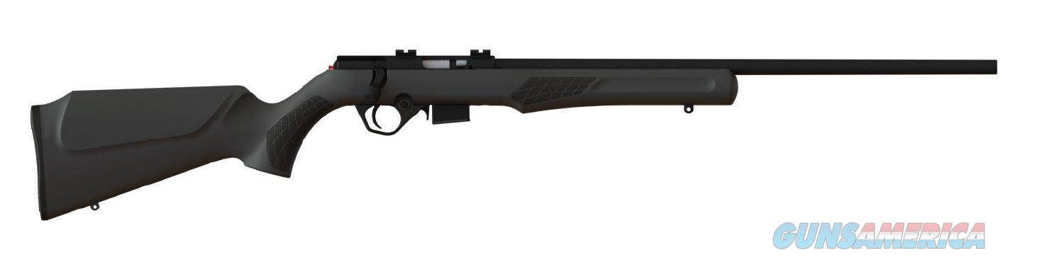 "Rossi RB17H2111 RB17 Bolt Action 17 HMR 21"" 5+1 Synthetic Black Stk Blued  Guns > Rifles > R Misc Rifles"
