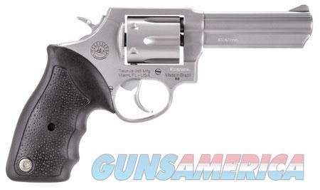 "Taurus 2650049 65 Single/Double 357 Magnum 4"" 6 rd Black Rubber Grip Stainless Steel  Guns > Pistols > Taurus Pistols > Revolvers"