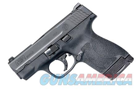 """Smith & Wesson 11810 M&P 9 Shield M2.0 9mm Luger Double 3.1"""" 7+1/8+1 TNS NMS Black Polymer  Guns > Pistols > Smith & Wesson Pistols - Autos > Shield"""