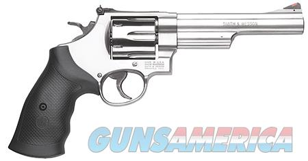 """Smith & Wesson 163606 629 Single/Double 44 Remington Magnum 6"""" 6 rd Black Synthetic Grip Stainless  Guns > Pistols > Smith & Wesson Revolvers > Model 629"""