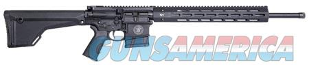 "Smith & Wesson 10057 M&P10  Semi-Automatic 6.5 Creedmoor 20"" 10+1 Black Fixed Magpul MOE Plus  Guns > Rifles > S Misc Rifles"