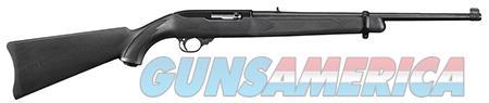 "Ruger 1151 10/22 Carbine 22 LR 18.5"" 10+1 Fixed Stock Black  Guns > Rifles > Ruger Rifles > 10-22"