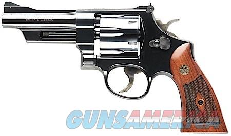 """Smith & Wesson 150339 27 Classic Single/Double 357 Magnum 4"""" 6 rd Walnut Grip Blued  Guns > Pistols > Smith & Wesson Revolvers > Full Frame Revolver"""