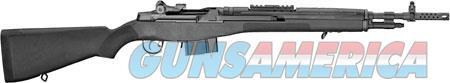 "Springfield Armory AA9126 M1A Scout Squad Semi-Automatic 308 Win/7.62 NATO 18"" 10+1 Black Fixed  Guns > Rifles > Springfield Armory Rifles > M1A/M14"