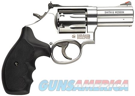 "Smith & Wesson 164300 686 Plus *MA Compliant*  Revolver 357 Magnum 3"" 7 Rd Black Synthetic Grip  Guns > Pistols > Smith & Wesson Revolvers > Full Frame Revolver"
