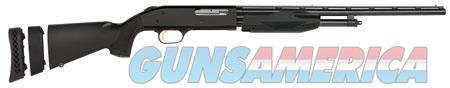 "Mossberg 50358 510 Mini Pump 410 Gauge 18.5"" 3+1 3"" Black Fixed w/Spacers Synthetic Stock Blued  Guns > Shotguns > Mossberg Shotguns > Pump > Sporting"