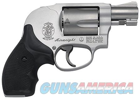 """Smith & Wesson 163070 638 Airweight Single/Double 38 Special 1.875"""" 5 Black Synthetic Stainless  Guns > Pistols > Smith & Wesson Revolvers > Pocket Pistols"""