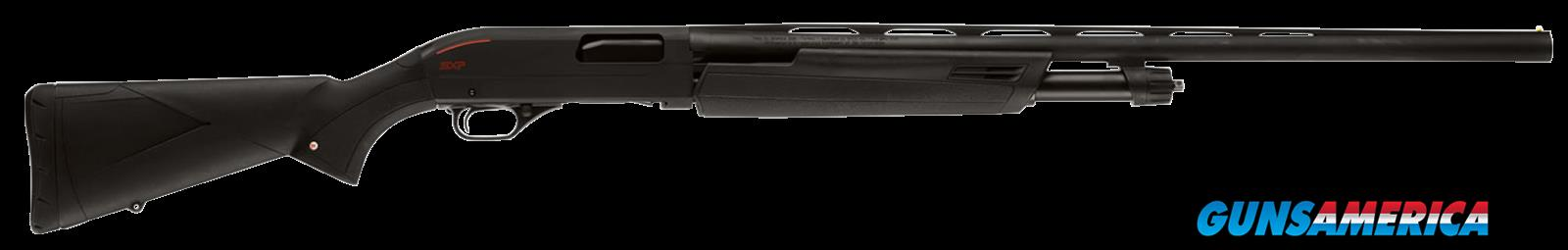 "Winchester Guns 512251691 SXP  20 Gauge 26"" 3"" Blk Synthetic Stk Blk Rcvr  Guns > Shotguns > Winchester Shotguns - Modern > Pump Action > Defense/Tactical"