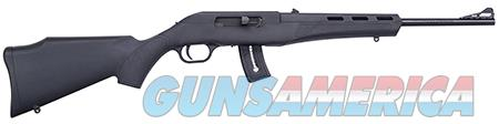 "Mossberg 37313 Blaze Youth Semi-Automatic 22 LR 16.50"" 10+1 Black Fixed Synthetic Stock Blued Steel  Guns > Rifles > Mossberg Rifles"