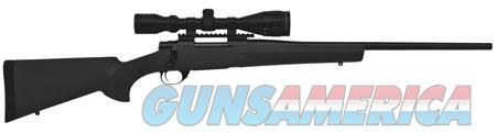 "Howa HGK62607+ Hogue Gameking Scope Pkg Bolt 270 Winchester 22"" 5+1 Fixed Hogue Stock Blued  Guns > Rifles > Howa Rifles"