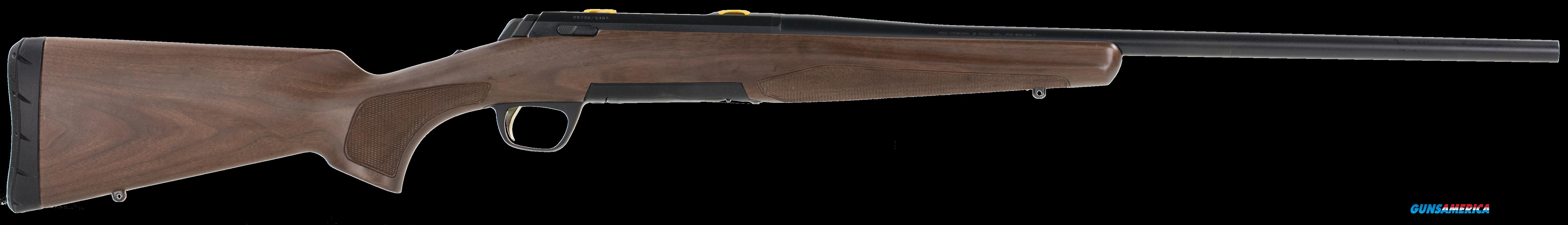 "Browning 035255218 X-Bolt Hunter LH 308 Win 22"" 4+1 Sat Walnut Stock Blued  Guns > Rifles > Browning Rifles > Bolt Action > Hunting > Blue"