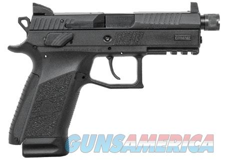 "CZ 91289 P-07 Suppressor Ready 9mm Luger Single/Double 4.30"" 17+1 Black Interchangeable Backstrap  Guns > Pistols > C Misc Pistols"