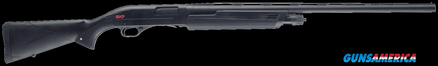 "Winchester Guns 512251291 SXP Pump Black Shadow 12 Gauge 26"" 3.5"" Black Synthetic Stk Black Rcvr  Guns > Shotguns > W Misc Shotguns"