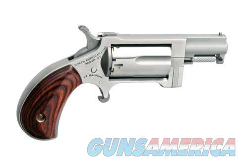 North American Arms SIDEWINDER 22MAG 1.5 SS NAA-SW  Guns > Pistols > MN Misc Pistols