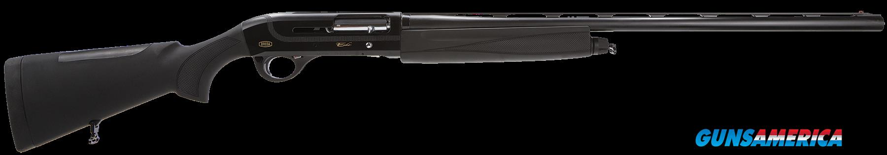 "Breda/Dickinson BRE47 Echo Semi-Automatic 12 Gauge 28"" 3"" Blk Synthetic Stk Blk Aluminum Alloy Rcvr  Guns > Shotguns > B Misc Shotguns"