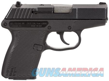 """Kel-Tec P11BBLK P-11 9mm 3.1"""" 10+1 Black Polymer Grip Blued Finish  Guns > Pistols > Kel-Tec Pistols > Pocket Pistol Type"""