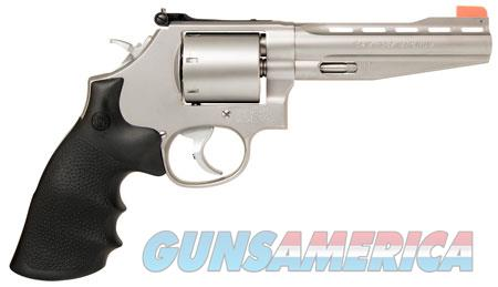 """Smith & Wesson 11760 686 Plus Performance Center Single/Double 357 Magnum 5"""" 7 rd Black Synthetic  Guns > Pistols > Smith & Wesson Revolvers > Full Frame Revolver"""