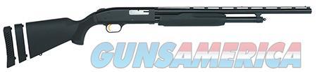 "Mossberg 54210 500 Youth Pump 20 Gauge 22"" 5+1 3"" Black Fixed w/Spacers Synthetic Stock Blued Steel  Guns > Shotguns > Mossberg Shotguns > Pump > Sporting"