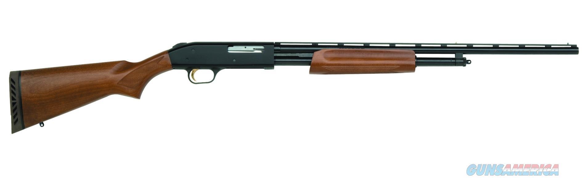 "Mossberg 50104 500 All Purpose Field Pump 410 Gauge 24"" 3"" Walnut Stk Blued  Guns > Shotguns > Mossberg Shotguns > Pump > Sporting"